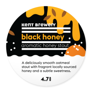 Kent Brewery Black Honey